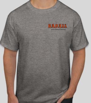 front tshirt design